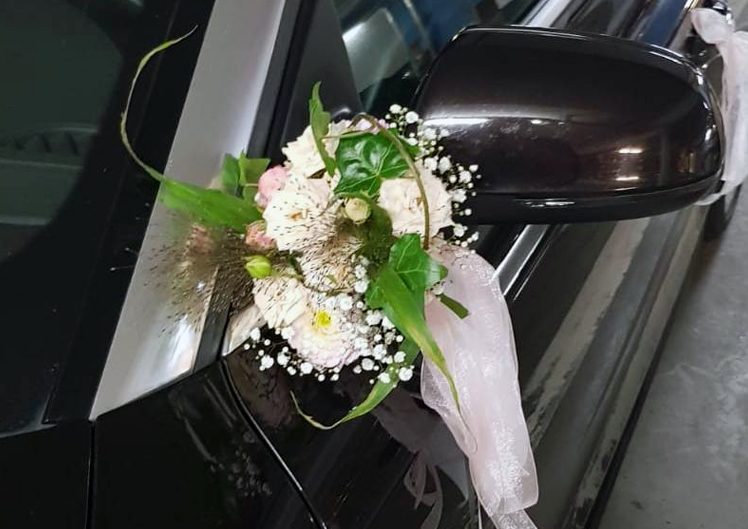 Hochzeitsfloristik 1a
