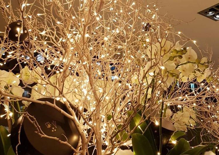 Lichterglanz im Sofitel am Alten Wall 9