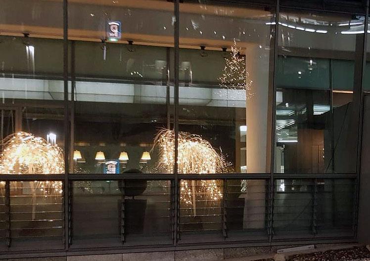 Lichterglanz im Sofitel am Alten Wall 2