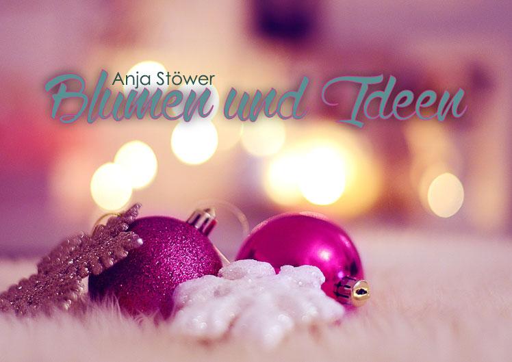 Blumen und Ideen - Anja Stöwer
