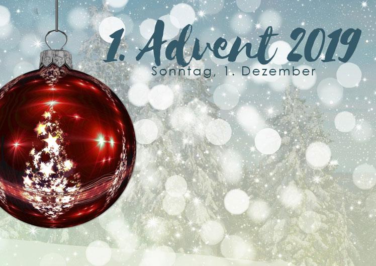 1. Advent 2019