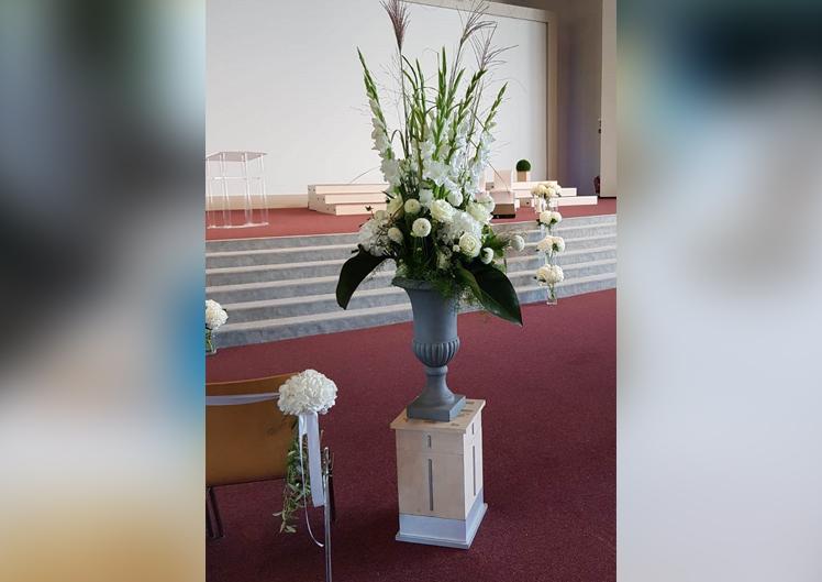 Hochzeitsfloristik 9